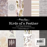 Paper Rose - 6 x 6 Collection Pack - Birds Of A Feather