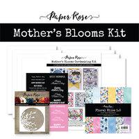 Paper Rose - Cardmaking Kit - Mother's Blooms