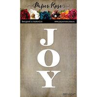 Paper Rose - Christmas - Dies - Big Joy