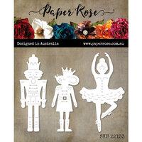 Paper Rose - Christmas - Dies - Nutcracker Characters
