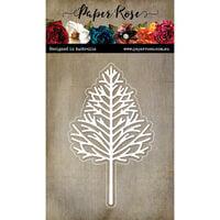 Paper Rose - Christmas - Dies - Winter Tree Large