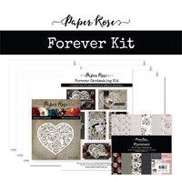 Paper Rose - Cardmaking Kit - Forever