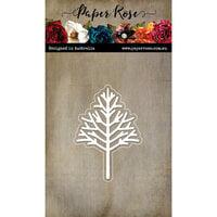 Paper Rose - Christmas - Dies - Winter Tree Small