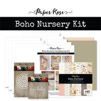 Paper Rose - Cardmaking Kit - Boho Nursery