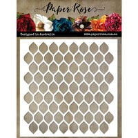 Paper Rose - Christmas - Stencils - Candy Drops