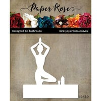 Paper Rose - Dies - Stay at Home - Yoga
