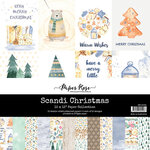 Paper Rose - 12 x 12 Collection Pack - Scandi Christmas