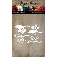 Paper Rose - Dies - Gumnut Branch