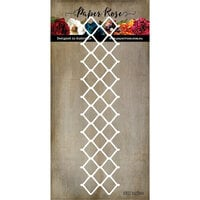 Paper Rose - Dies - Slimline - Texture 2
