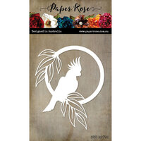 Paper Rose - Dies - Cockatoo Circle Frame