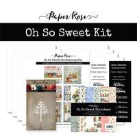 Paper Rose - Cardmaking Kit - Oh So Sweet Christmas