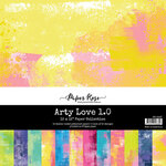 Paper Rose - 12 x 12 Collection Pack - Arty Love 1.0