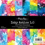 Paper Rose - 6 x 6 Collection Pack - Inky Antics 1.0