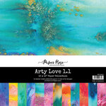 Paper Rose - 12 x 12 Collection Pack - Arty Love 1.1