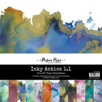 Paper Rose - 12 x 12 Collection Pack - Inky Antics 1.1