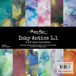 Paper Rose - 6 x 6 Collection Pack - Inky Antics 1.1
