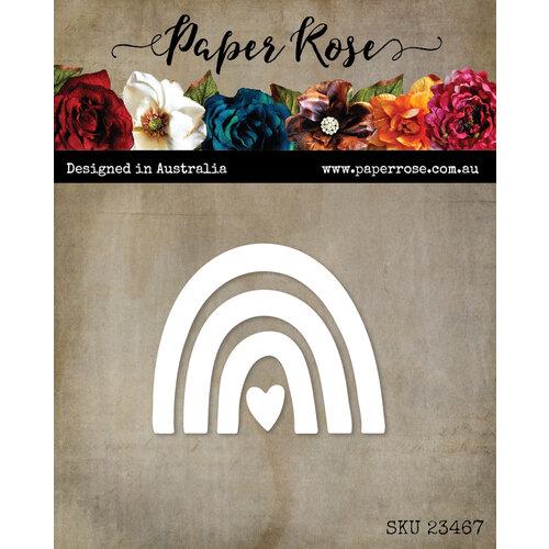 Paper Rose - Dies - Wonky Rainbow