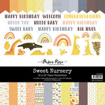 Paper Rose - 12 x 12 Collection Pack - Sweet Nursery