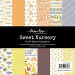 Paper Rose - 6 x 6 Collection Pack - Sweet Nursery