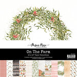 Paper Rose - 12 x 12 Collection Pack - On The Farm