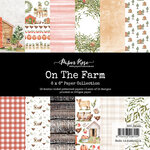 Paper Rose - 6 x 6 Collection Pack - On The Farm