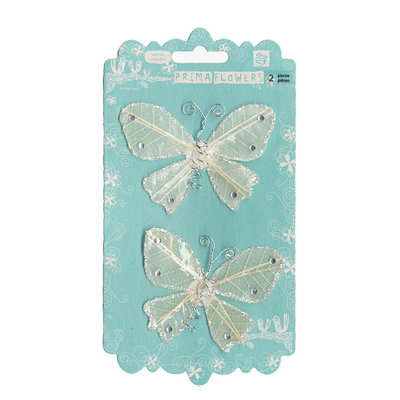 Prima - Fluttering Butterflies Collection - Butterfly 1