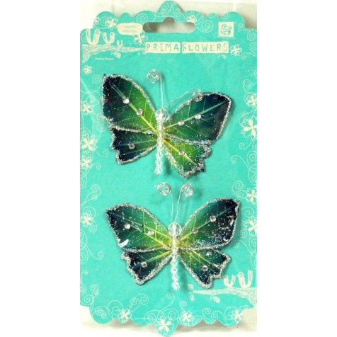 Prima - Fluttering Butterflies Collection - Butterfly 6, CLEARANCE