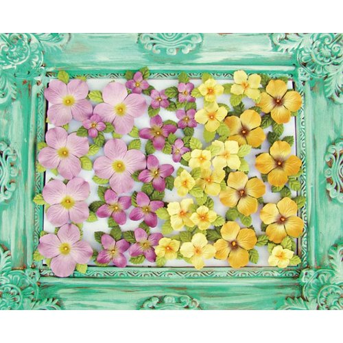 Prima - Caboodles Collection - Flower Can - Mix 2