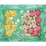 Prima - Caboodles Collection - Flower Can - Mix 1, CLEARANCE