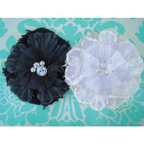 Prima - Bonnet Blooms Collection - Flowers - Girlie