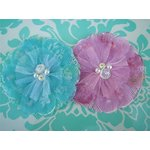 Prima - Bonnet Blooms Collection - Flowers - Missy, CLEARANCE