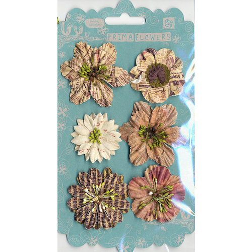Prima - Artistry Flowers Collection - Flowers - Medium - Mix 2