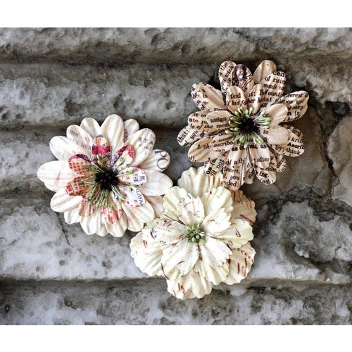 Prima - Artistry Flowers Collection - Flower Trio - Mums