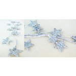 Prima - Galaxy Stars Collection - Glittered Star Vine - Silver