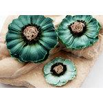 Prima - Parlor Petals Collection - Flower Embellishments - Verne