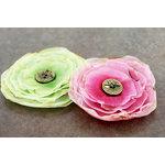 Prima - Gypsy Petals Collection - Flower Embellishments - Soho
