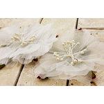 Prima - Fleur Danseur Collection - Flower Embellishments - Swan Lake, CLEARANCE
