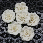 Prima - Alabaster Collection - Flower Embellishments - Alissa