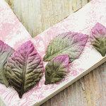 Prima - Heirloom Rose Collection - Velvet Leaves - Vineyard, BRAND NEW