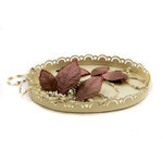 Prima - Heirloom Collection - Mulberry Paper Leaves - Rugosa