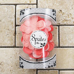 Prima - Sprites 3 Brights Collection - Assorted Flowers - Pink