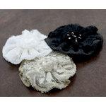 Prima - Moulin Rouge Collection - Flower Embellishments - Dominique