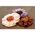 Prima - Moulin Rouge Collection - Flower Embellishments - Colette