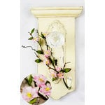 Prima - Cherry Blossom Branch Collection - Flower Embellishments - Pink