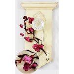 Prima - Cherry Blossom Branch Collection - Flower Embellishments - Jubilee