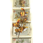 Prima - Holiday Lights Collection - Glitter Sprays - Flutter Branch
