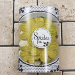 Prima - Sprites 3 Antique Collection - Assorted Flowers - Yellow Green, CLEARANCE