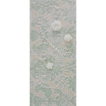 Prima - Say It In Pearls Collection - Self Adhesive Jewel Art - Bling - Fairy Wings with Flowers - Cream, CLEARANCE