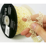 Prima - Lace Collection - Chiffon Delicate Spool - 30 Yards
