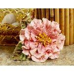 Prima - Calcutta Petals Collection - Flower Embellishments - Blush